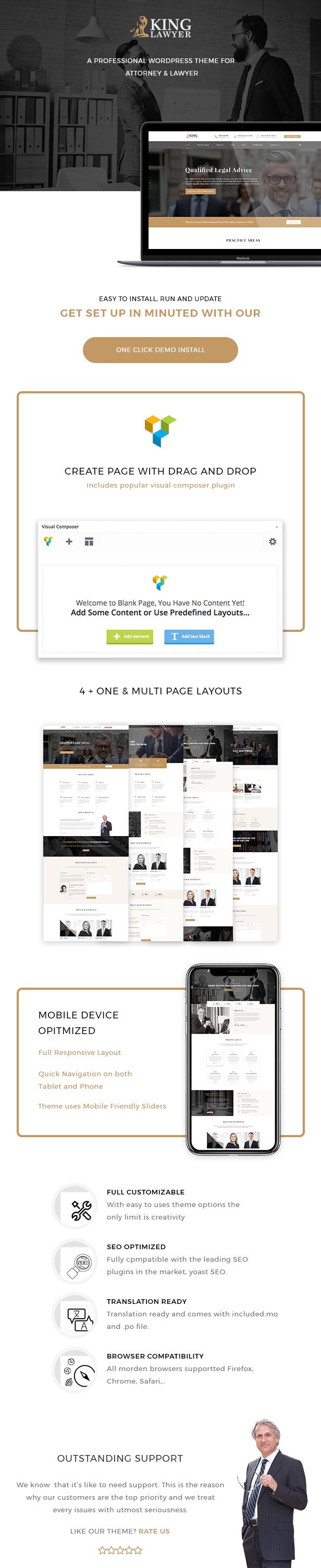 Kinglaw-Lawyers and Lawyers WordPress Theme-5